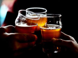 Study: Energy drinks, alcohol up risk of injury