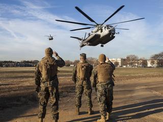300 Marines return to volatile Afghan province