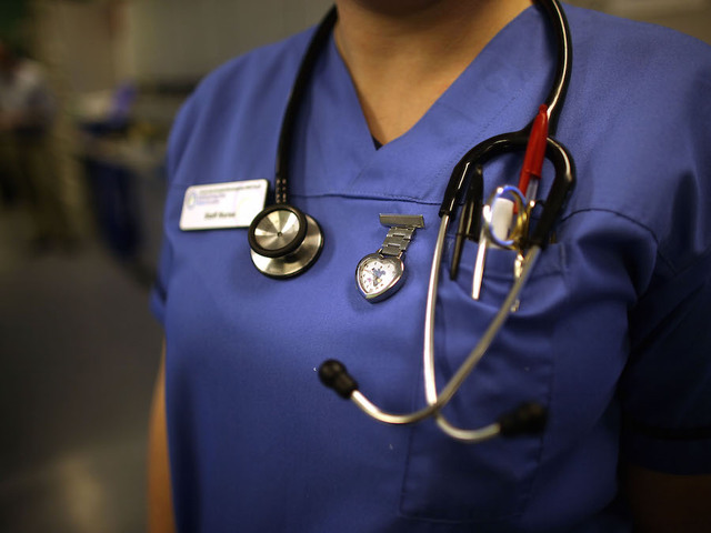 Marquette nurses begin 2-day strike
