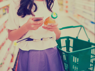 Rude customers linked to worker shopping binges