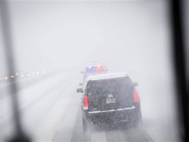 Tips for driving safe this winter
