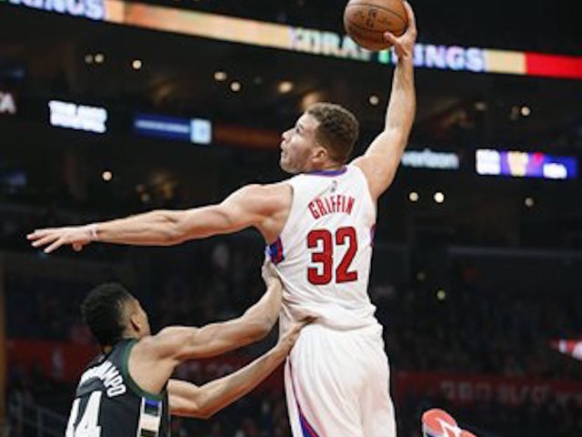 Clippers suspend Blake Griffin four games for punch