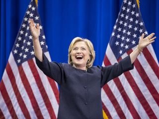 Clinton's lead would triple under GOP rules