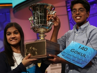 Spellers are preparing for 90th annual Bee
