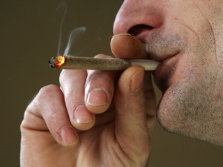 Poll: Smoking pot for sports injuries?