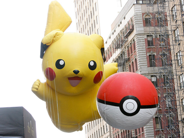 Criminals luring robbery victims using Pokemon Go