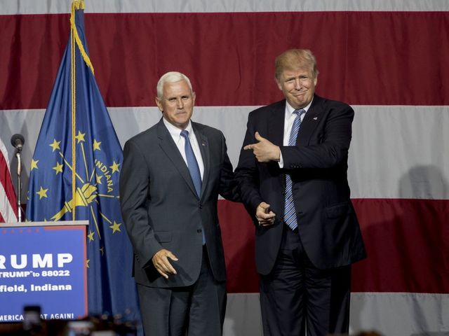 Trump Picks Mike Pence As His Running Mate, Delays Announcement