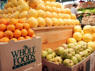 Whole Foods trademark was rejected