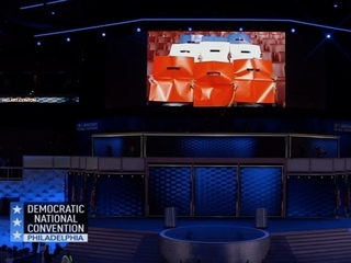Special instructions for DNC audience on Night 4