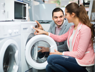 When is the best time to buy appliances?