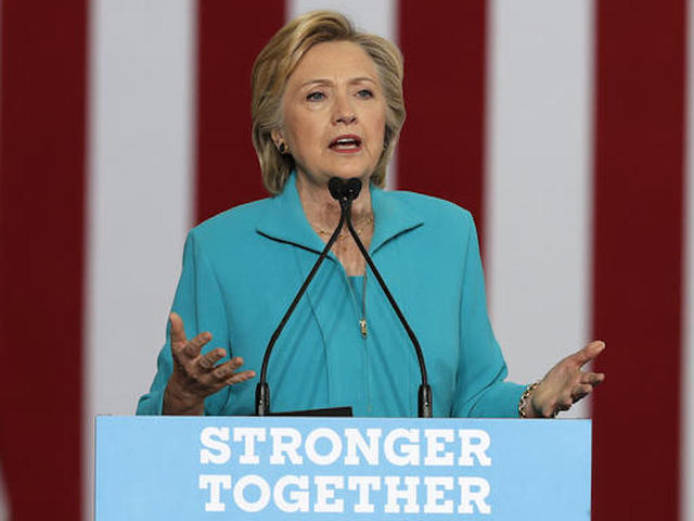 Hillary Clinton unveils comprehensive mental health plan for US