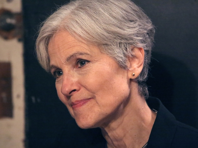 Jill Stein raised $2 million for election recount