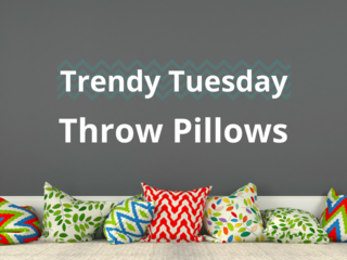 Transform your home's style with throw pillows