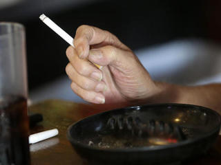Social smokers, daily smokers have same risks