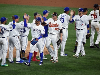 MLB gives best team WS home-field advantage