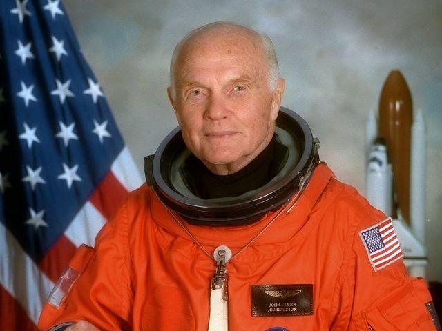 John Glenn, 1st US astronaut to orbit Earth, dies at 95