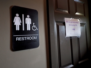 Opinions clash over transgender bathroom policy