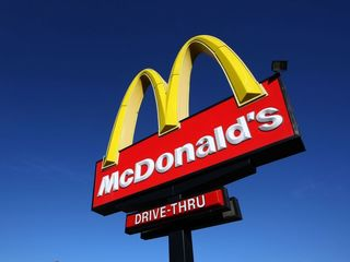 McDonald's and the Olympics are parting ways