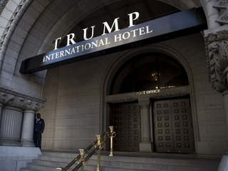 Agency says Trump's DC hotel lease is compliant