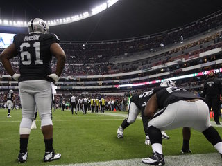 NFL approves Raiders' move to Las Vegas