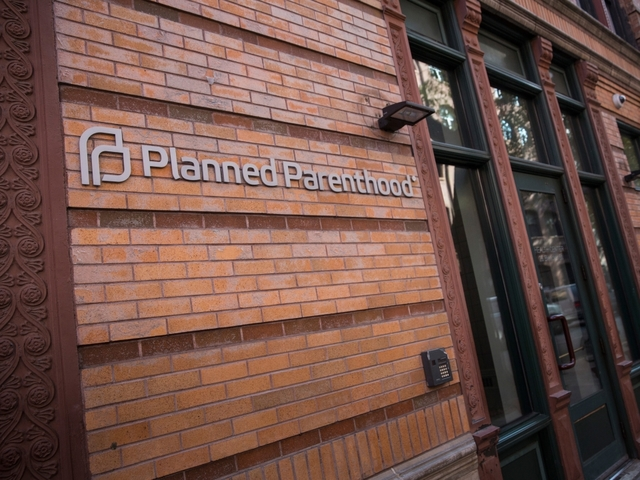 President Trump-Signed Law Gives States Right to Defund Planned Parenthood