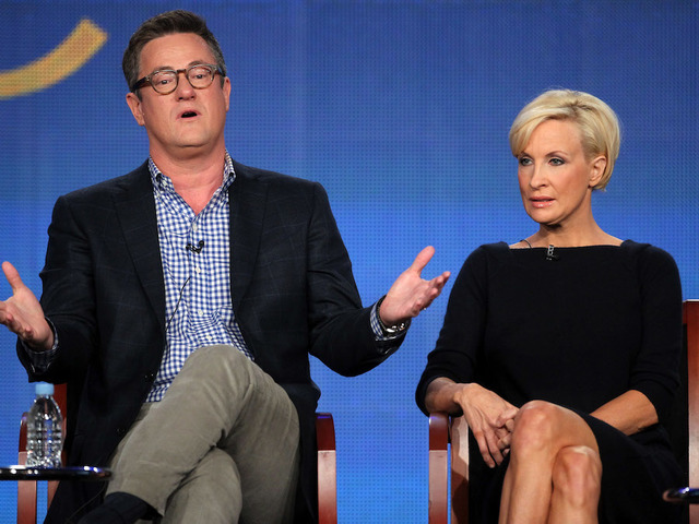 Trump offered to marry Joe Scarborough and Mika Brzezinski
