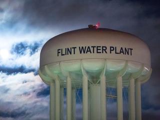Flint's water quality improving