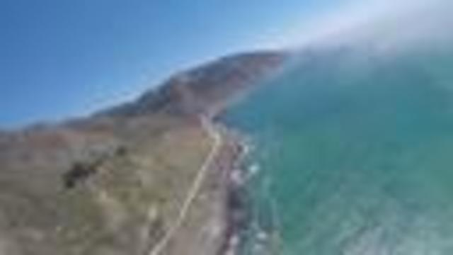 Big Sur Landslide Being Called The Biggest In State History