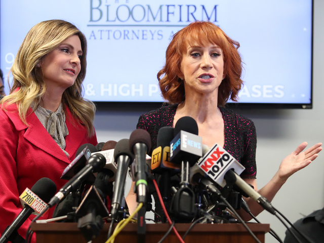 Kathy Griffin Says She's Getting Death Threats After Controversial Video