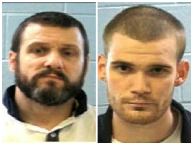Names of inmates sought in Georgia released