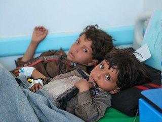 Yemen's cholera outbreak is only getting worse