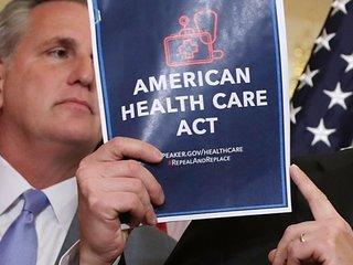 CBO releases score on GOP health care bill