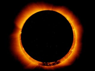 Clouds could block eclipse view in central US