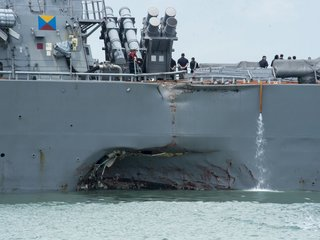 US to investigate Navy accidents at sea