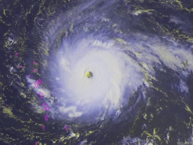 Florida residents stock up on supplies as Cat 4 Hurricane Irma strengthens
