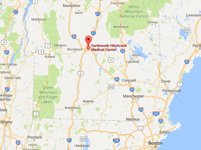 Active Shooter Investigation Underway in New Hampshire