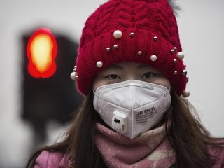 Air pollution in China shortens lives