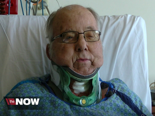 Risky surgery gives man a new life view