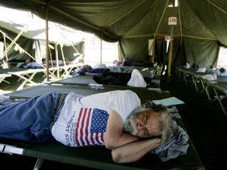 Report: Homelessness declining in Michigan