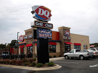 DQ video ad guilts parents into skipping work
