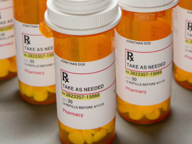 Illinois Sees Steep Increase In Opioid ER Visits