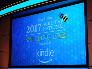 Local 8th grader competing in Spelling Bee