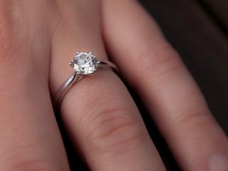 Average spending on engagement ring is $6K+