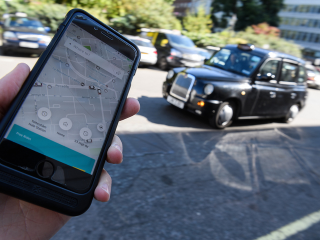 Uber Launches 'Uber Express Pool' In Select Cities