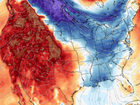 Thanksgiving forecast: Cold air to invade East