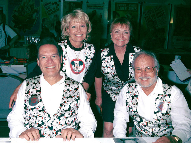 Original 'Mickey Mouse Club' Mousketeer Doreen Tracey Dies at 74