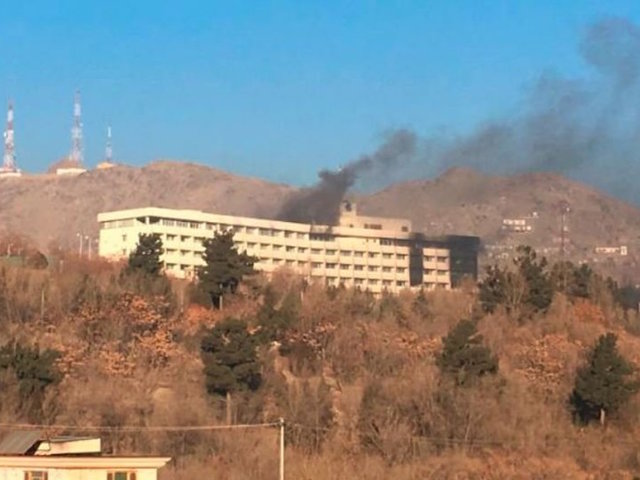 Kabul attack: U.S. citizens among killed, confirms state dept
