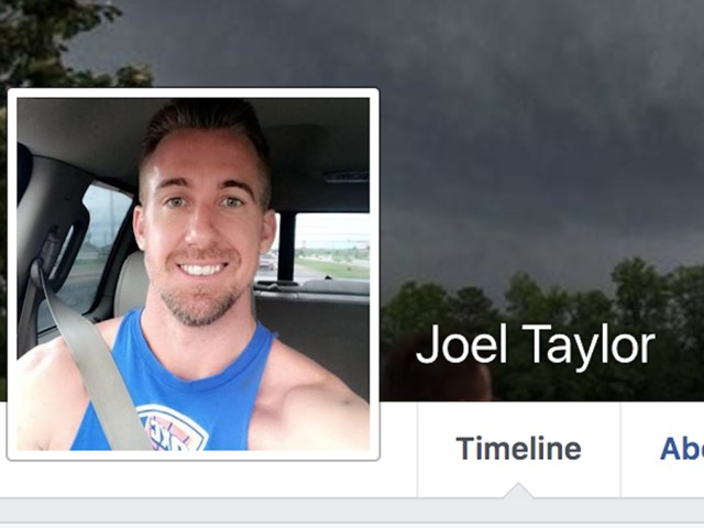 Storm Chasers Star Joel Taylor Dead At 38