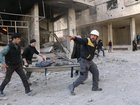 Dozens killed in strikes on Eastern Ghouta