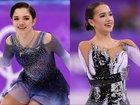 Russian figure skaters battle in final